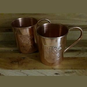 {Paykoc} Moscow Mule Copper Mugs